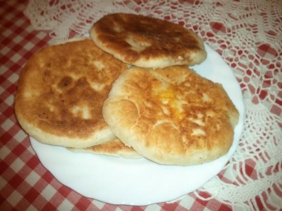 sweet pancakes - hotteok